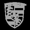 Porsche Logo Grey