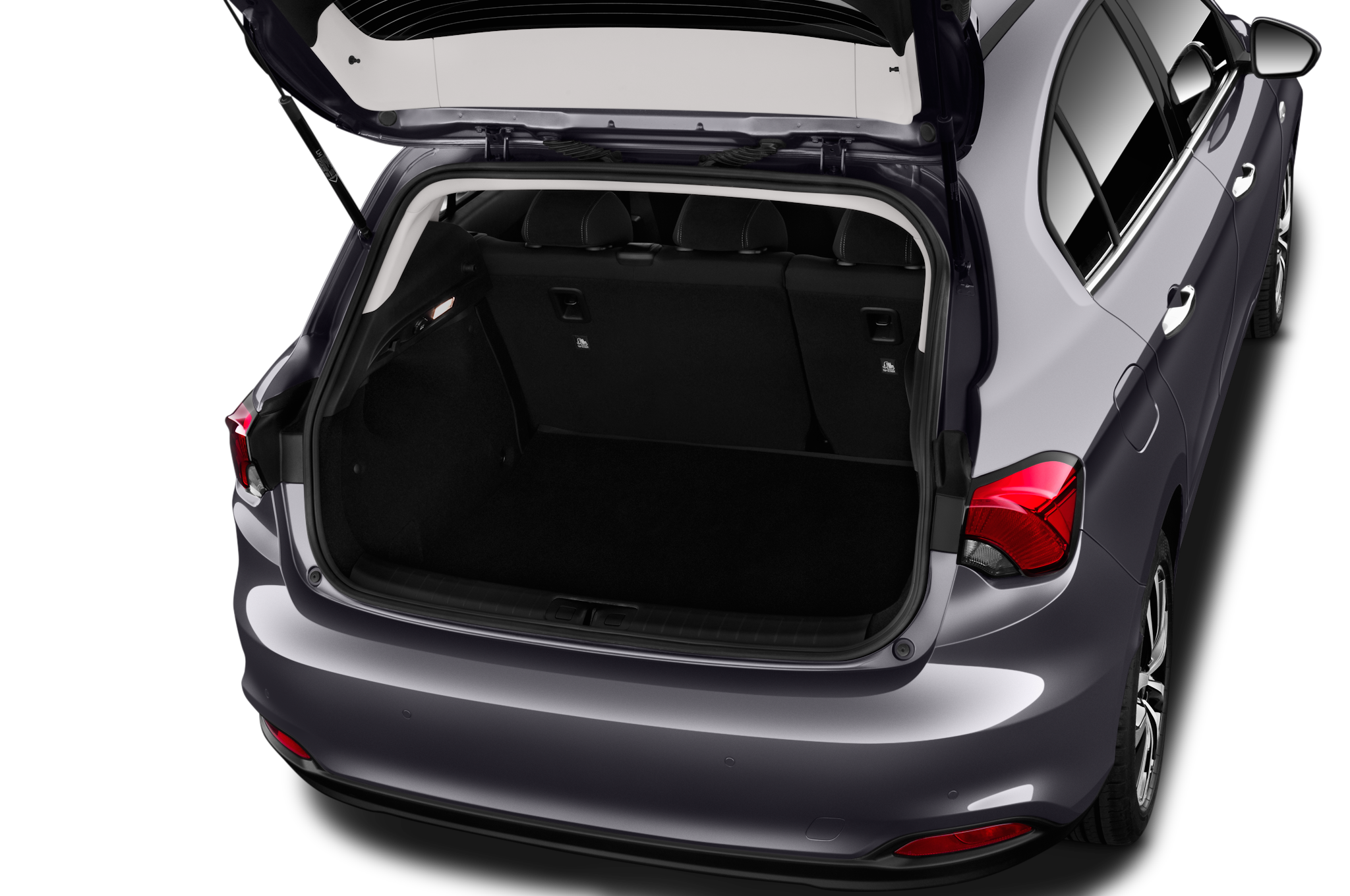 Fiat Tipo company car boot space