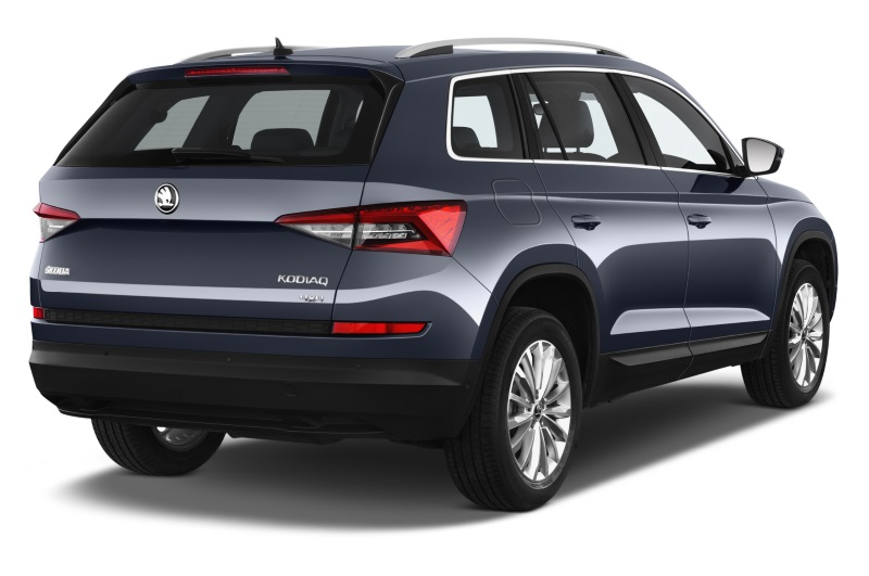 skoda kodiaq vehicle review arval uk. Black Bedroom Furniture Sets. Home Design Ideas