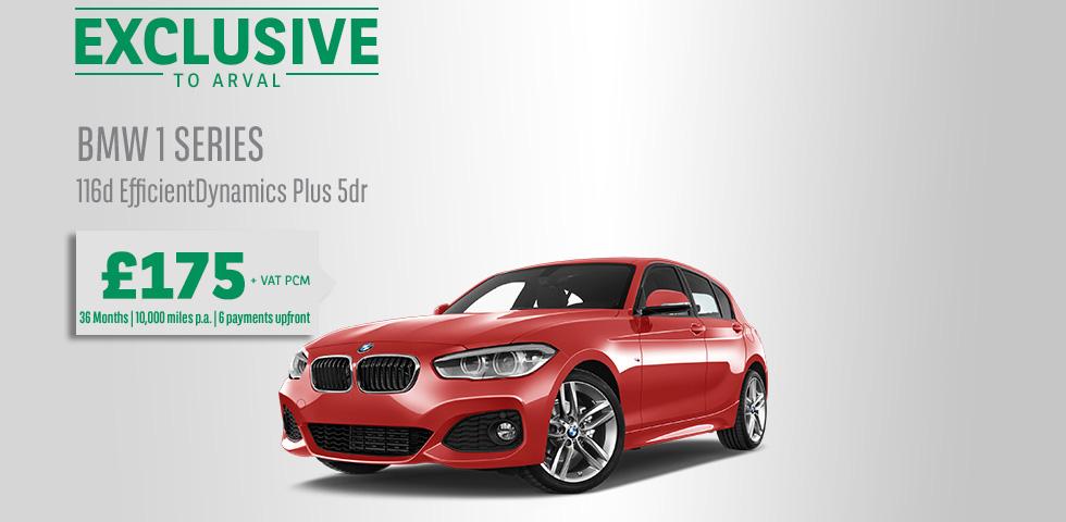 BMW 1 Series Exclusive Slider image