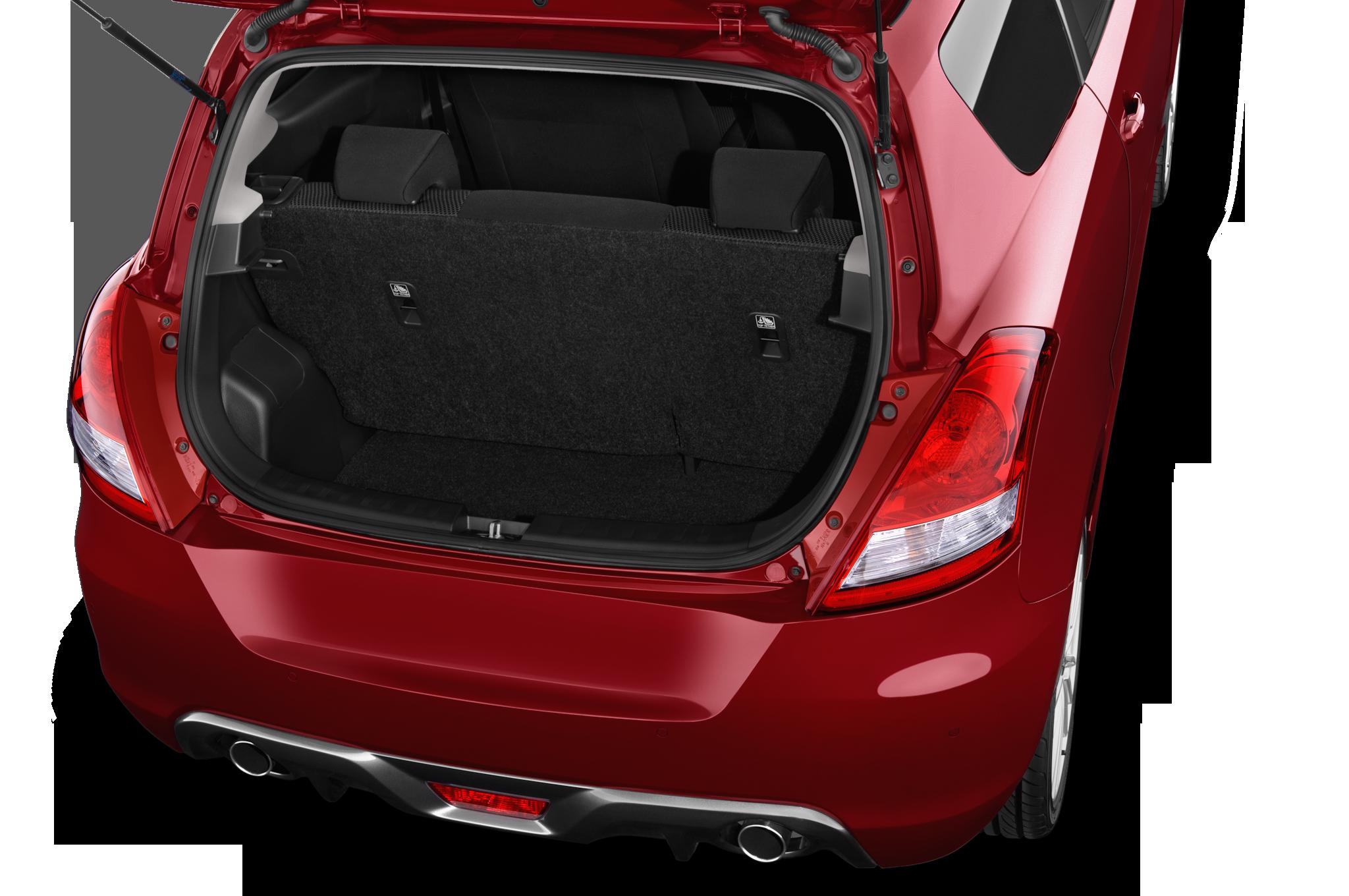 Suzuki Swift company car boot space