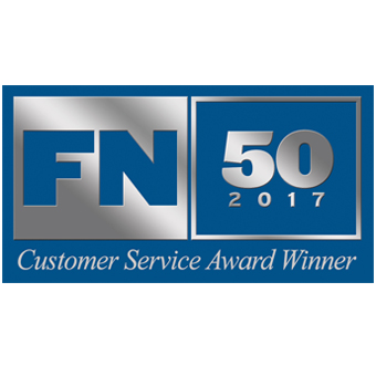 2017 FN50 Customer Service Awards Logo