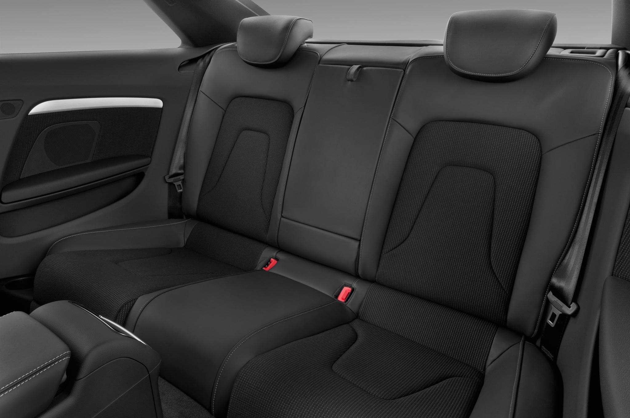 audi a5 interior rear seat