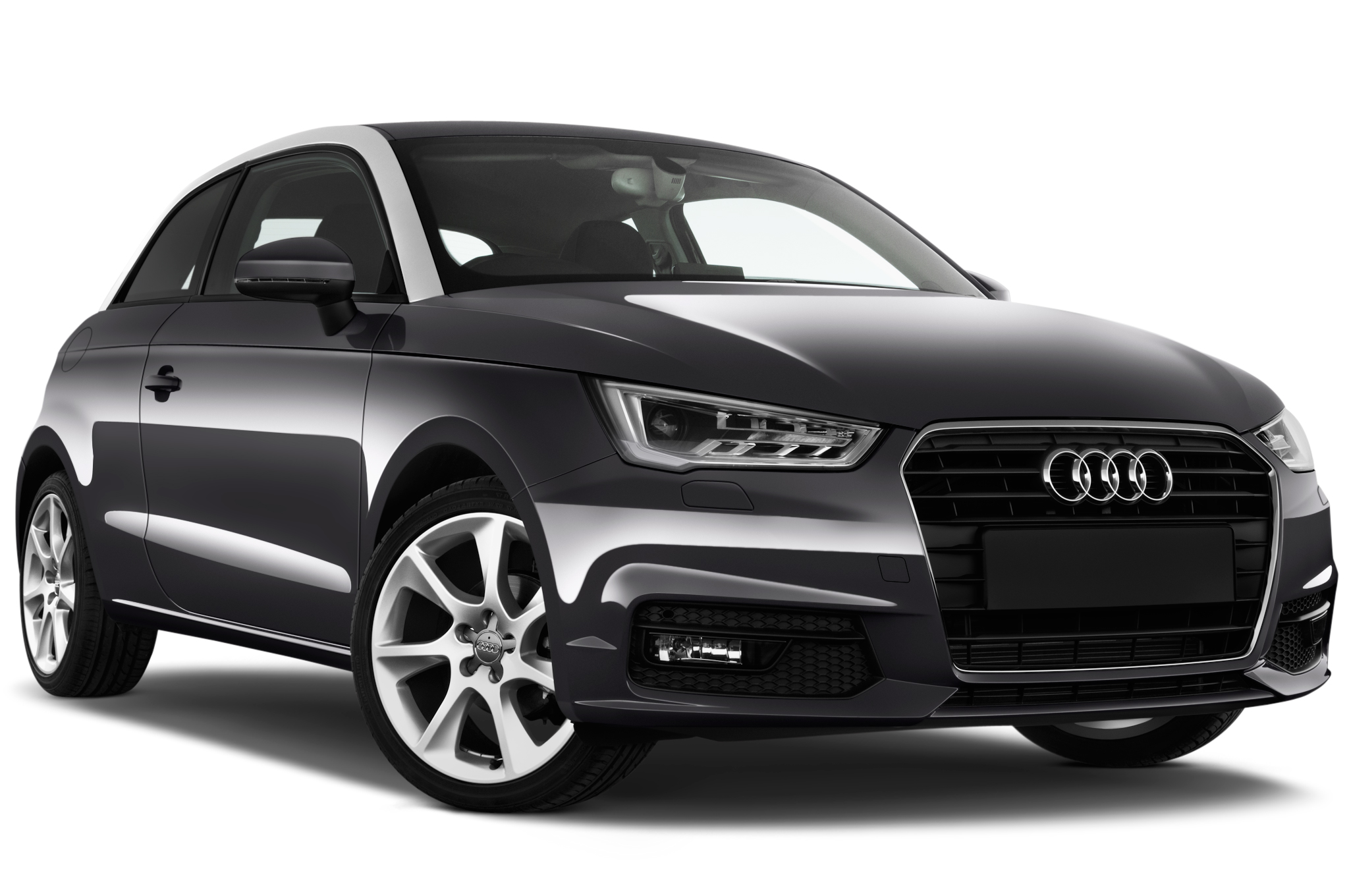 audi a1 front angle view