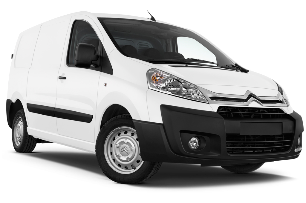 citroen dispatch front angle