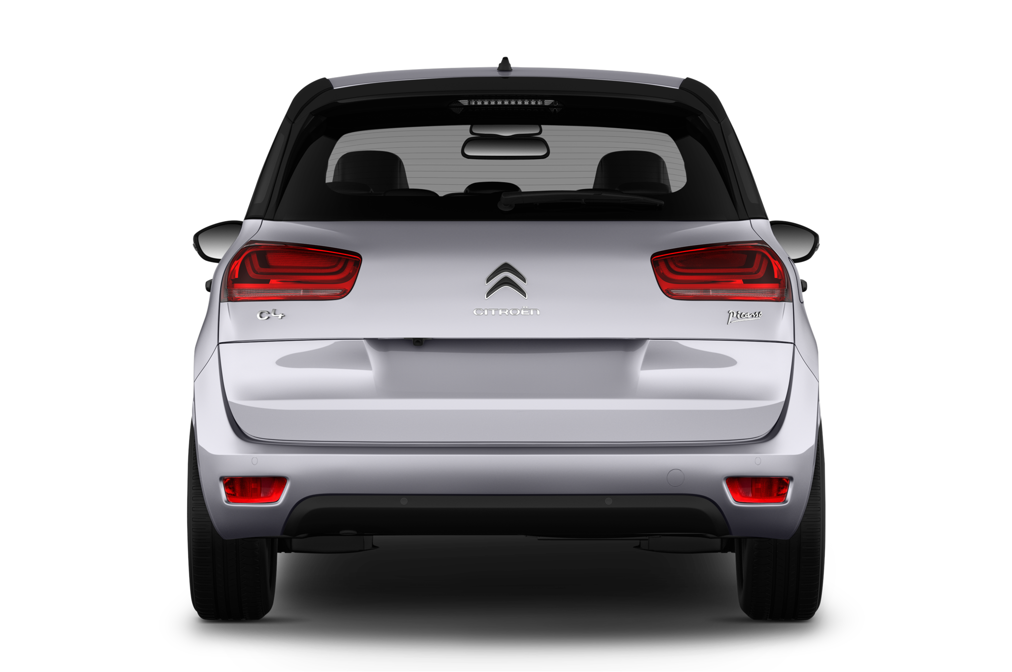 citroen c4 picasso rear view