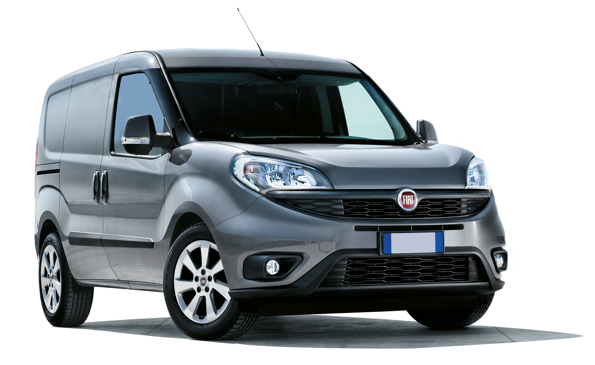 Fiat Doblo business van front view
