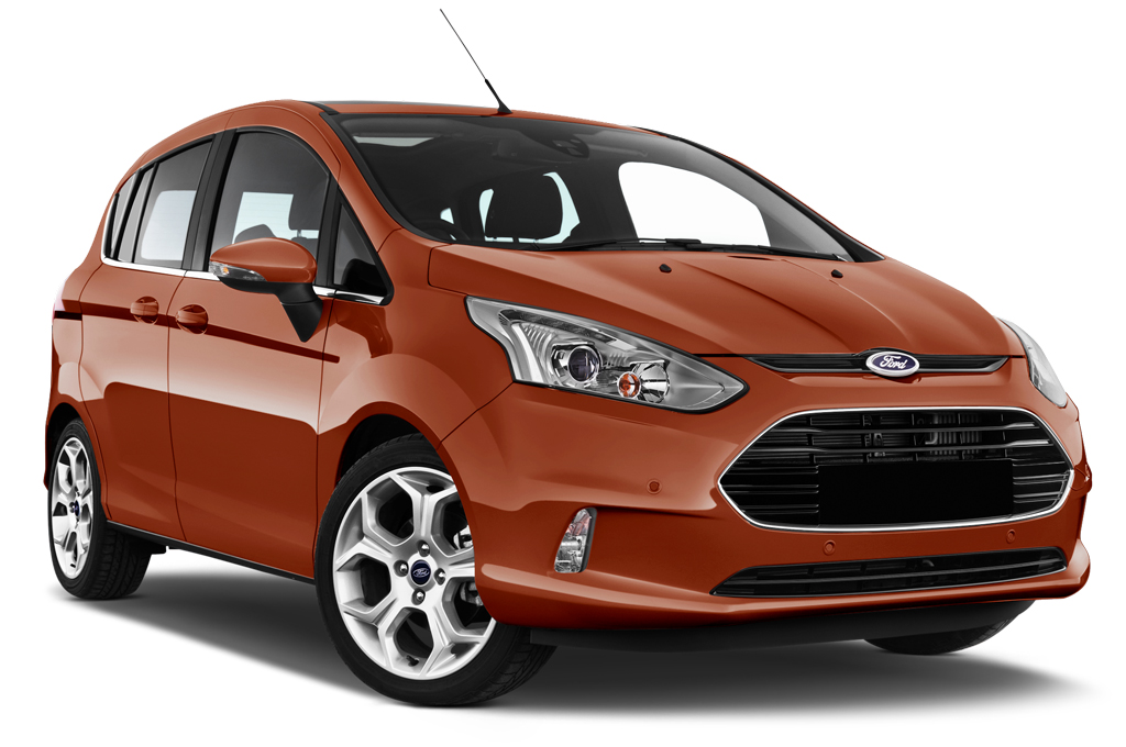 ford bmax front angle view