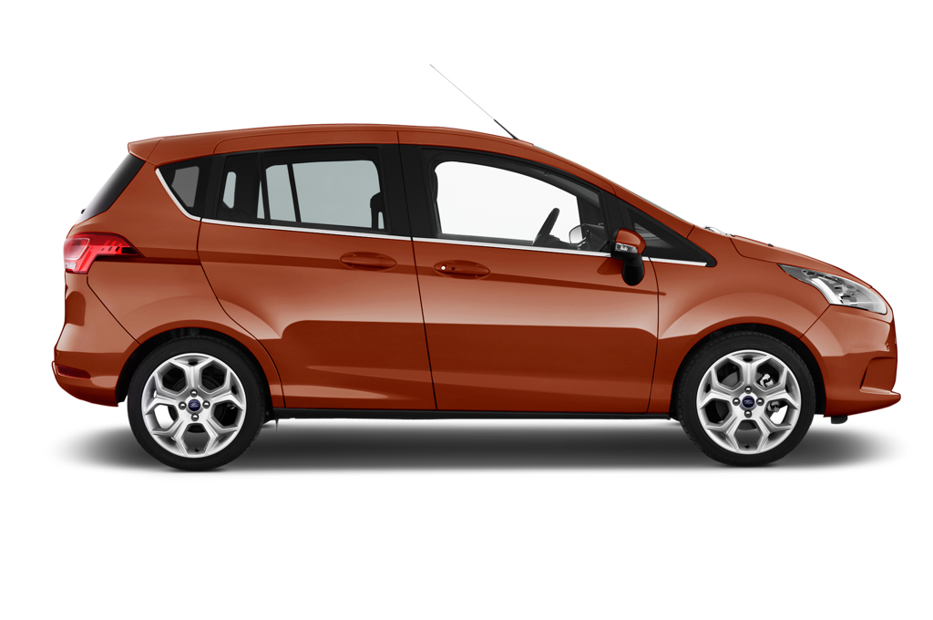 ford bmax side view
