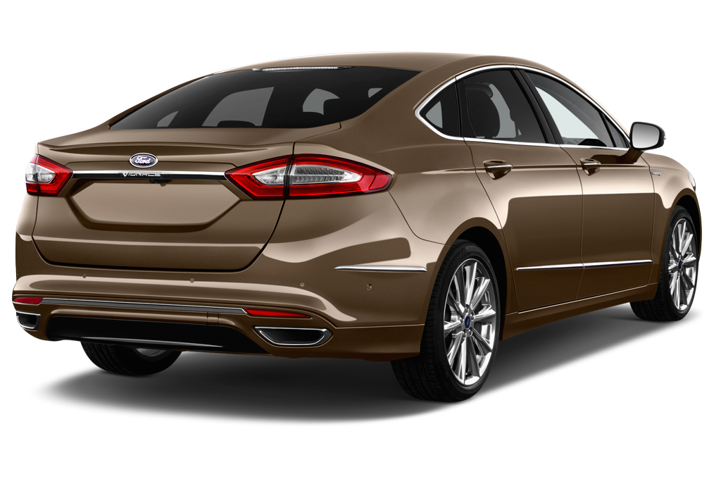 ford mondeo rear anlge