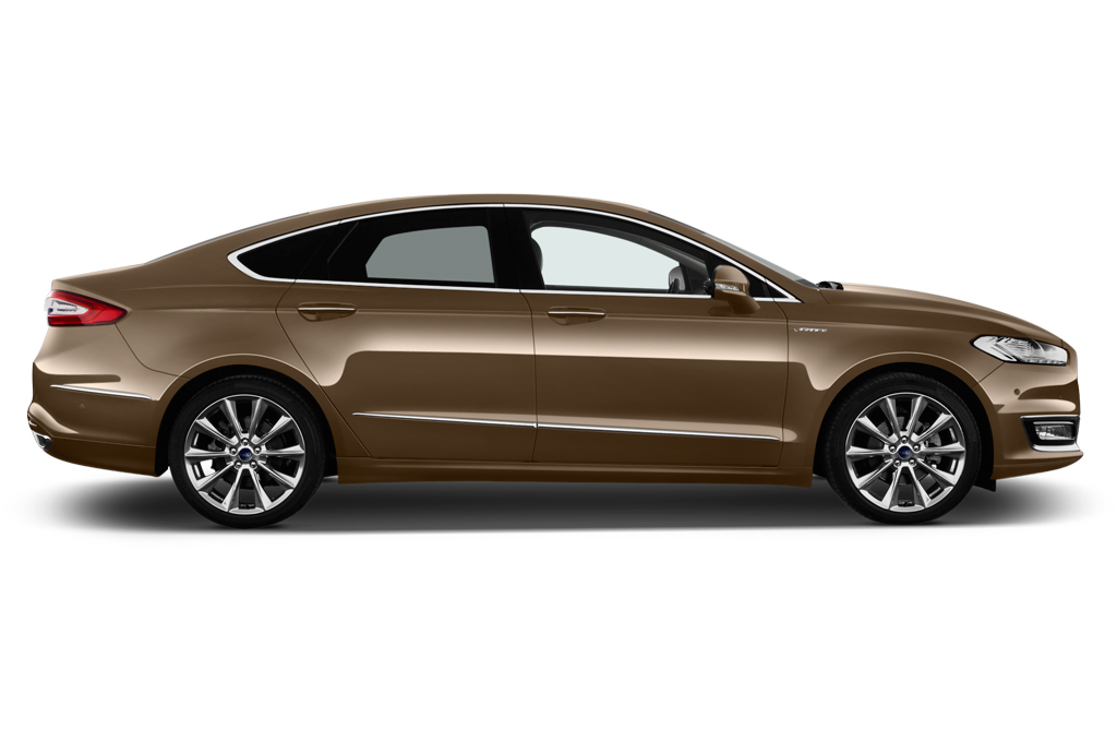 ford mondeo side view
