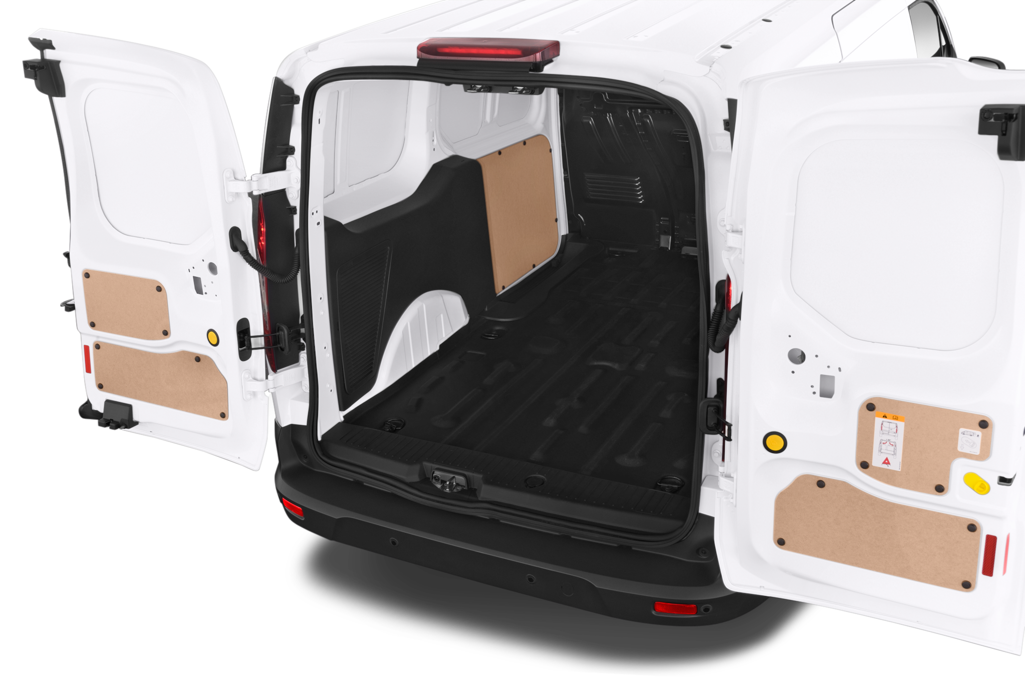 Ford transit connect vehicle review arval uk ltd - Transit connect interior dimensions ...