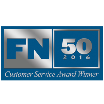 Individual Award 2016 FN50 Customer Service Awards Logo