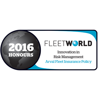 Innovation in Risk Management  2016 Fleet World Honours
