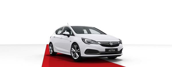 Recommended Vauxhall Astra   Arval Vehicle Leasing
