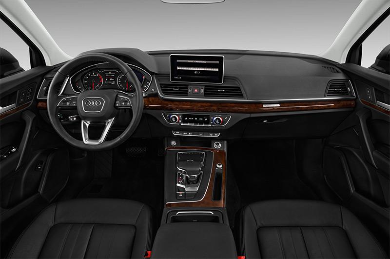 Audi Q5 Estate - Dashboard