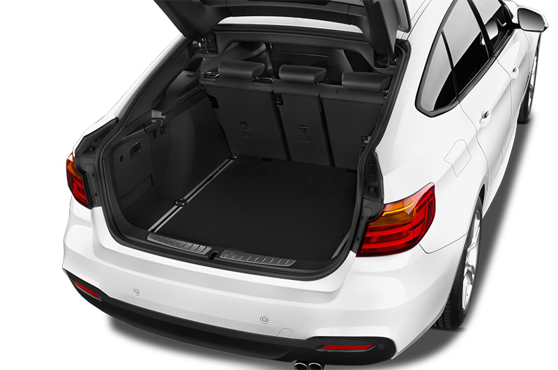 BMW 3 Series Saloon - Boot Space