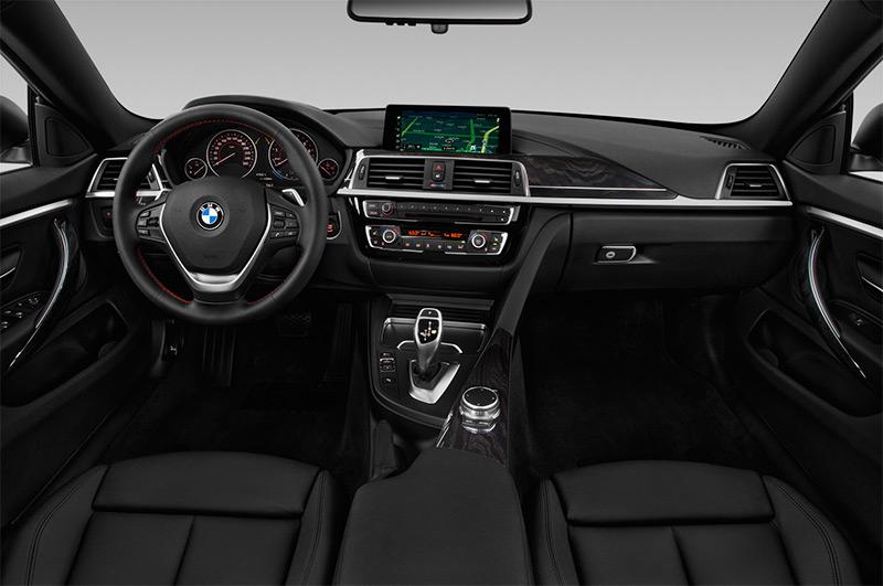 BMW 4 Series Gran Coupe - Dashboard
