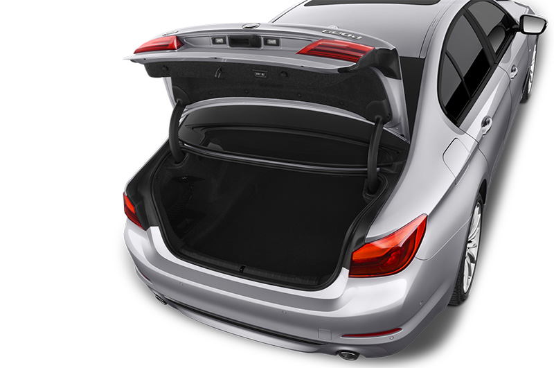 BMW 5 Series Saloon - Boot Space