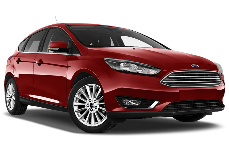 Ford Focus - Front Angle