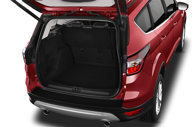 Ford Kuga - Boot Space