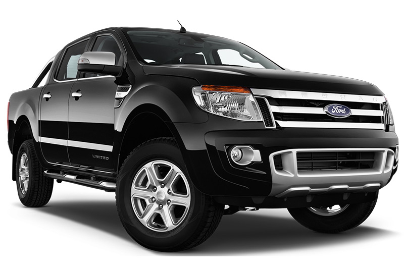 Ford Ranger - Front Angle