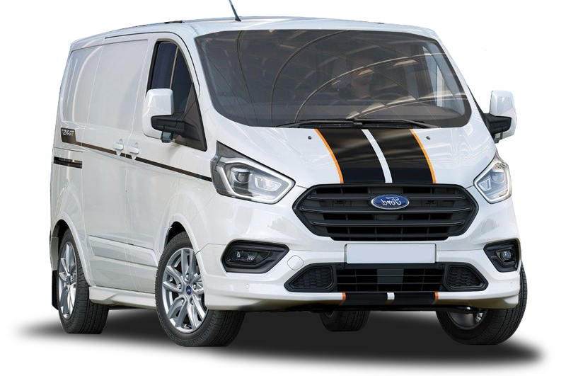 Ford Transit Custom - Front Angle