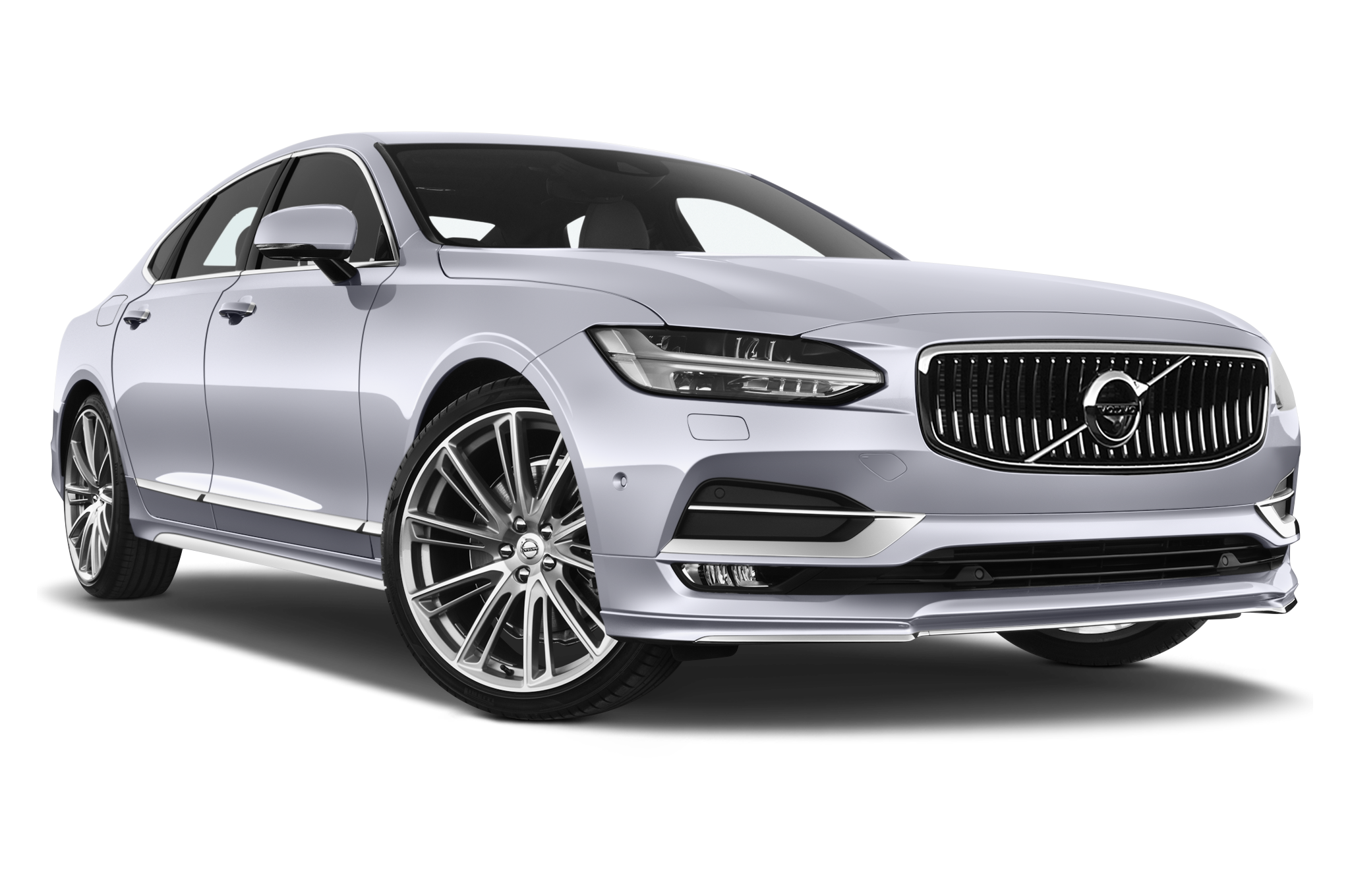 Volvo S90 company car front view