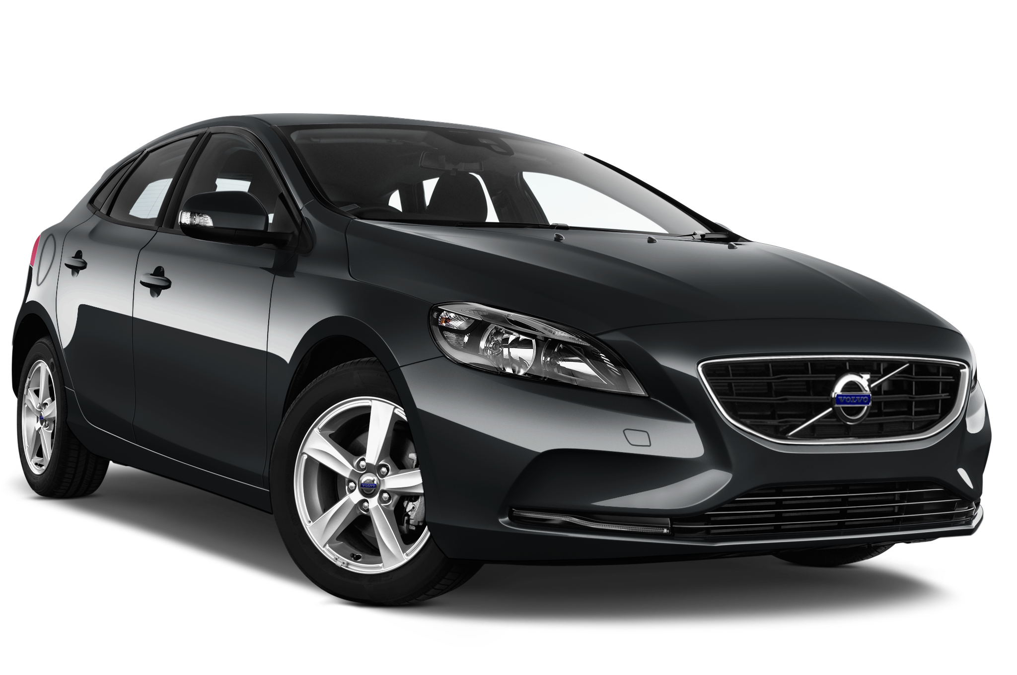 Volvo V40 company car front view