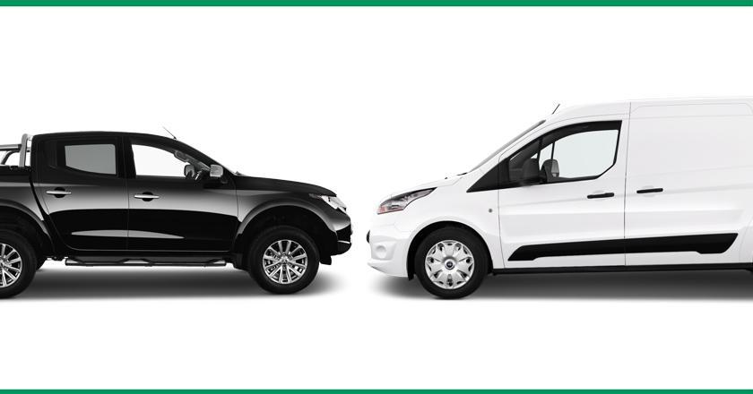 Van or Pick Up?